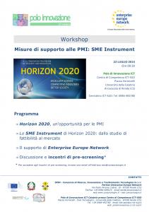 Locandina-SME Instrument-22-07-2014
