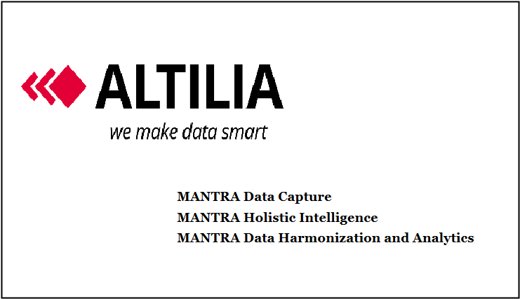 Mantra Data Capture di Altilia srl